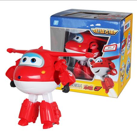 OFFER.!!! SUPER WINGS JETT. Original Auldey Product. BIG SIZE 15CM.