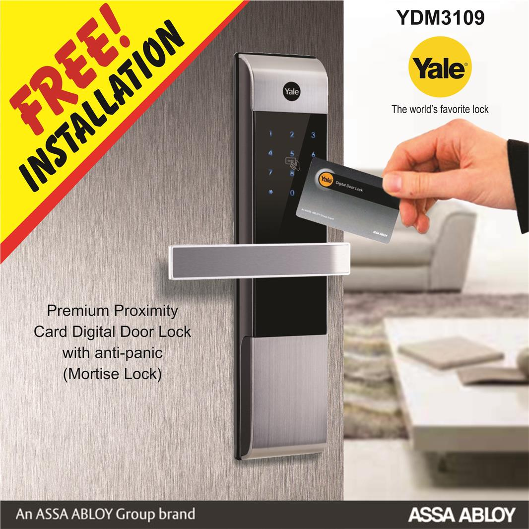 Offer Yale Ydm 3109 Digital Door L End 5 3 2018 11 15 Pm