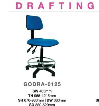 Office Drafting Chair model GODRA-0125