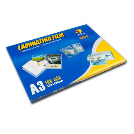 Office Laminator Laminating Laminate Pouches Film A3 2 x 80MIC(160)