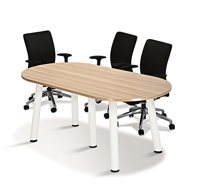 Office Oval Conference Meeting Table OFMO24 home hotel furniture