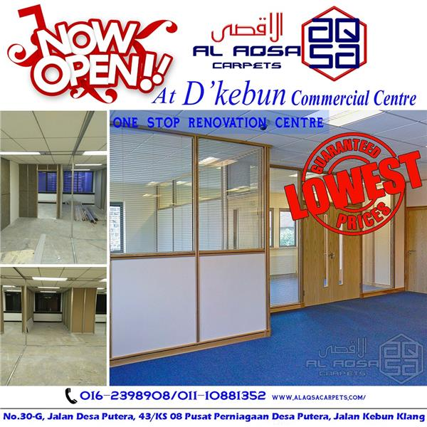 Office renovation malaysia office end 1 29 2017 1 53 pm for Office design malaysia