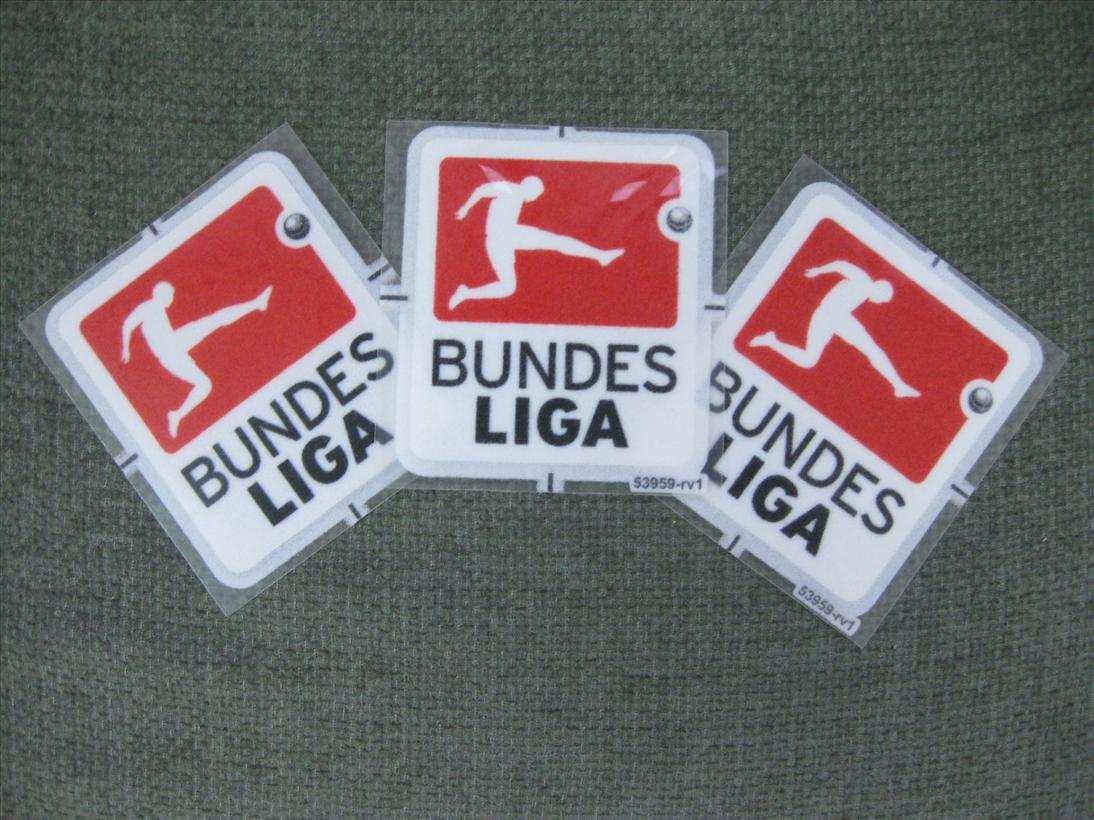 1 bundesliga patch: