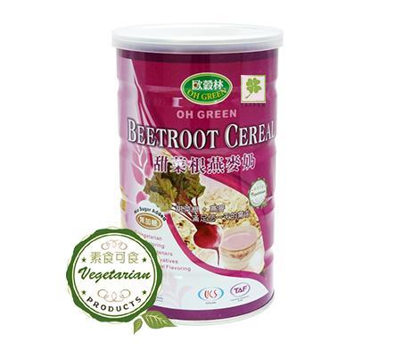 Ohgreen Beetroot Cereal - 500g