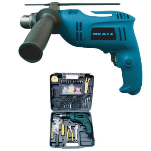 Okatz Impact Drill Full Accessories Sets PID1060