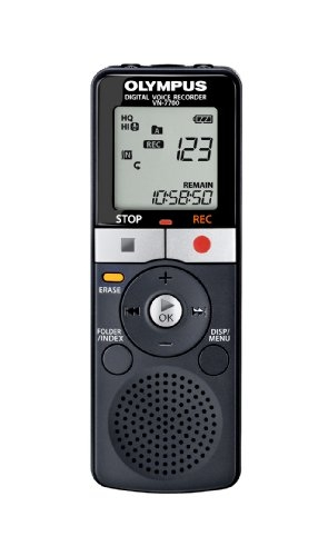 OLYMPUS 2GB DIGITAL VOICE RECORDER (VN-7700)