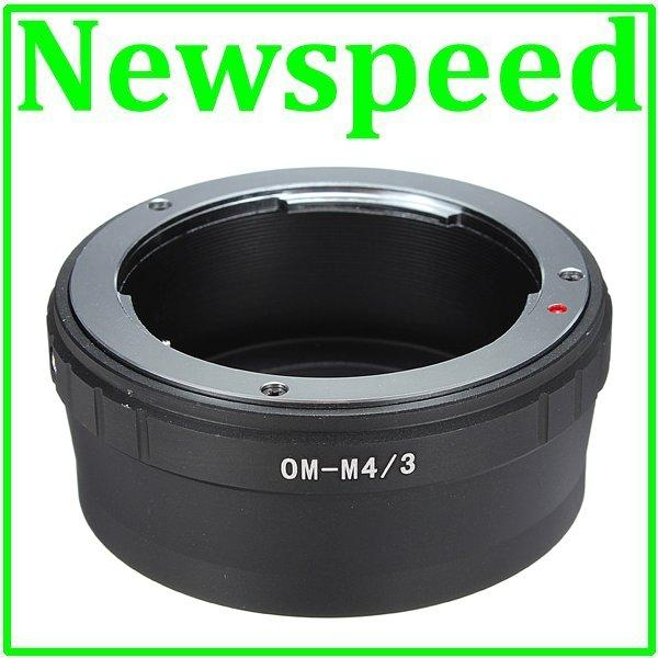 New Olympus OM Lens To MFT M43 Micro 43 M4/3 Body Mount adapter