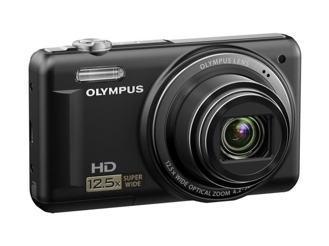 Olympus VR-330 Digital Camera 14mp, 12.5X Zoom, 3D photo, 3
