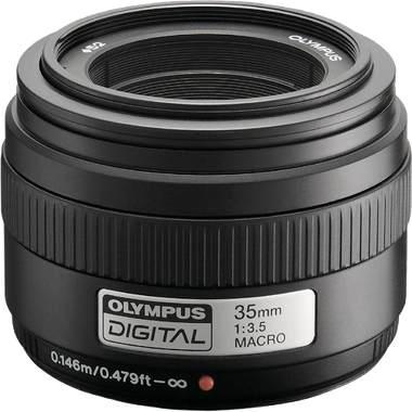 NEW Olympus Zuiko Digital 35mm F3.5 Macro Lens [GiantMoni]