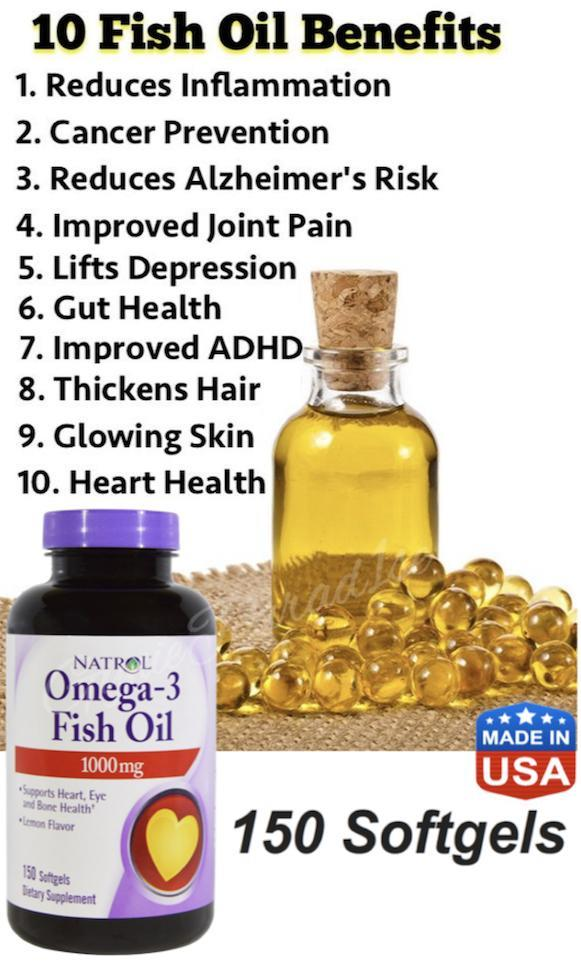 Omega 3 fish oil 1000mg 150 softge end 9 21 2016 12 15 am for Advantages of fish oil