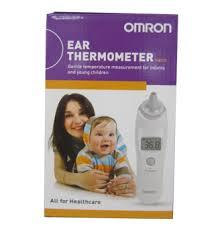 omron ear thermometer th839s instructions