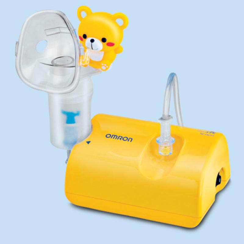 Omron NE-C801KD Compressor Nebulizer For Kid (Warranty 1 Year)