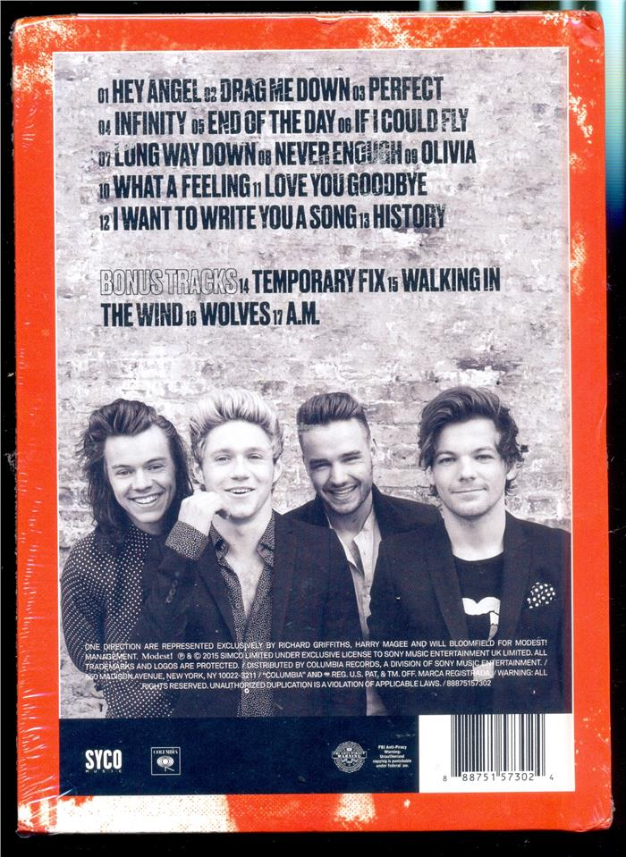 One Direction - Made In The A.M. - New CD