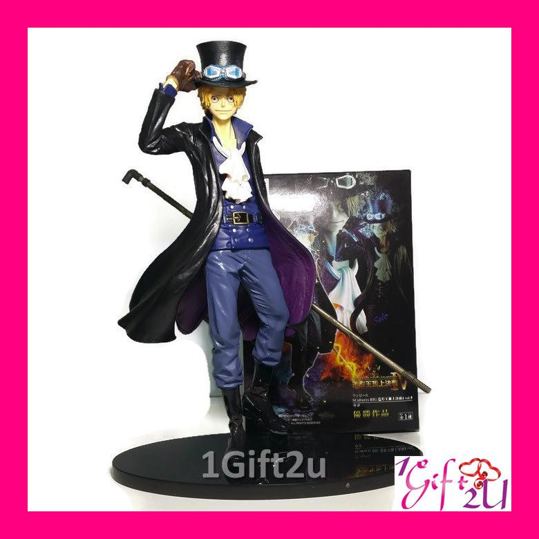 One Piece Craneking Scultures Sabo Collectible Action Figure