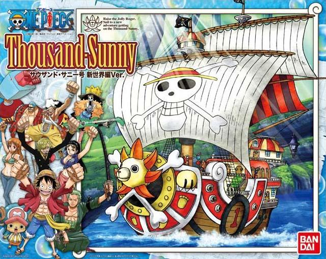 One Piece NG Thousand Sunny