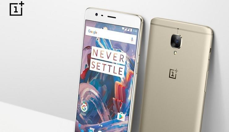 Oneplus 3 (1+ 3)  6GB RAM + 64GB ROM - MODEL A3000