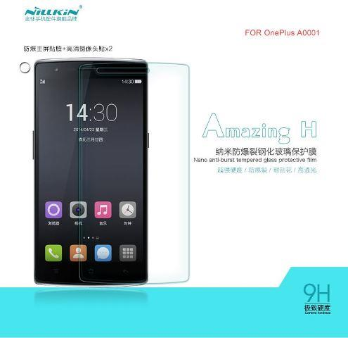 ONEPLUS ONE A0001 NILLKIN Tempered Glass Screen Protector