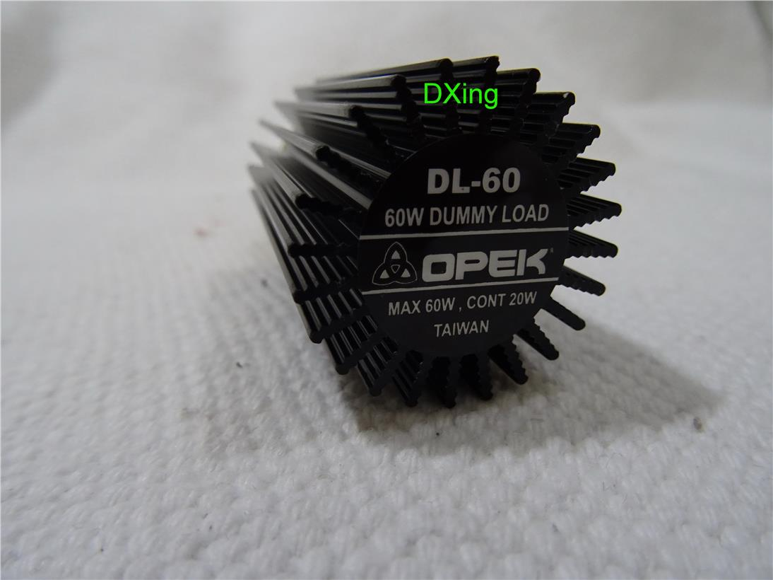 OPEK DL-60 Dummy Load Heat Sink for # icom yaesu kenwood #
