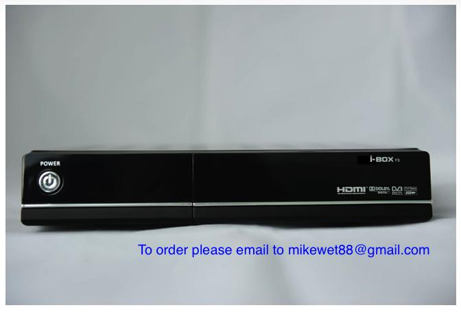Openbox i-Box F3 Full HD PVR Decoder! Best choice than Skybox, Dreambox
