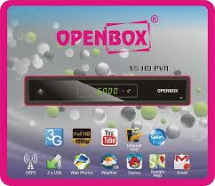 Openbox X5 - IPTV, Youtube, VOD, Gmail, Games - 1 Year Cline