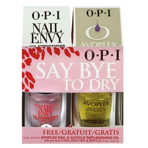 Opi Say Bye to Dry Duo Pack