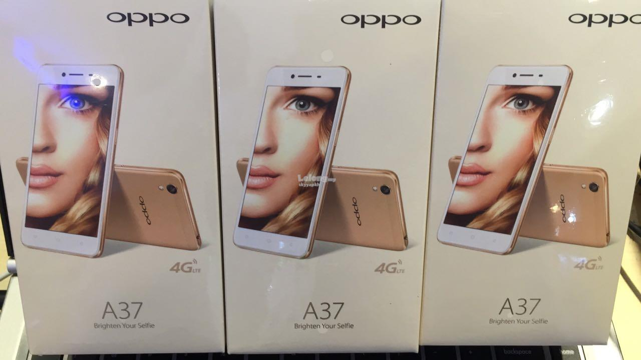 OPPO A37 (NEW SEAL BOX)