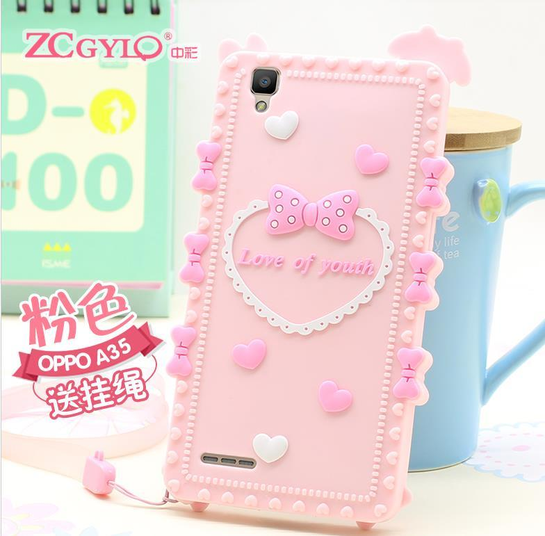 OPPO F1 A35 R7S R7 Lite Plus Neo 7 Silicone Case Cover Casing +Gifts