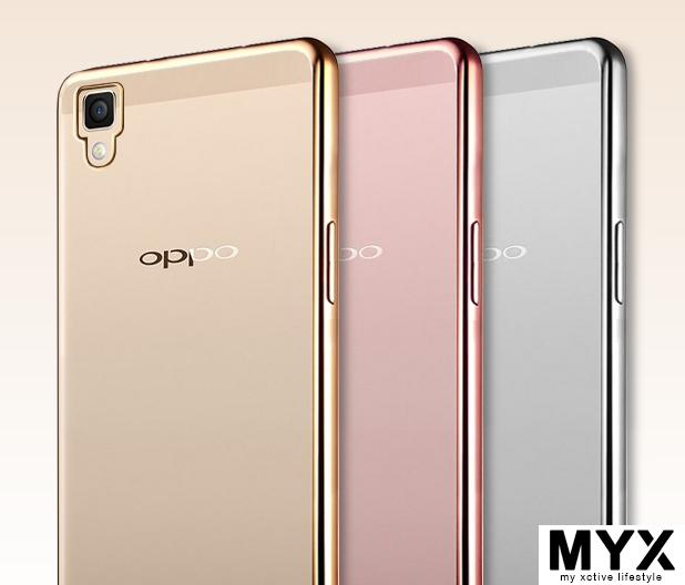 OPPO R7s Soft Silicon Casing Case Cover
