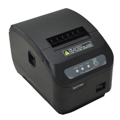 Oppotek Xprinter XP-Q260 Thermal Printer USB LAN Serial 80mm for POS
