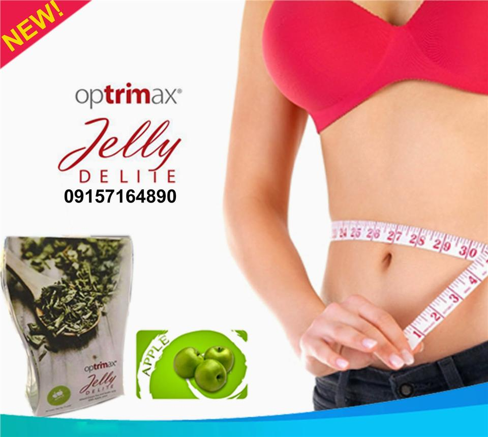 Optrimax Jelly Delite Weight Management (10 sachets x 13g) 清..
