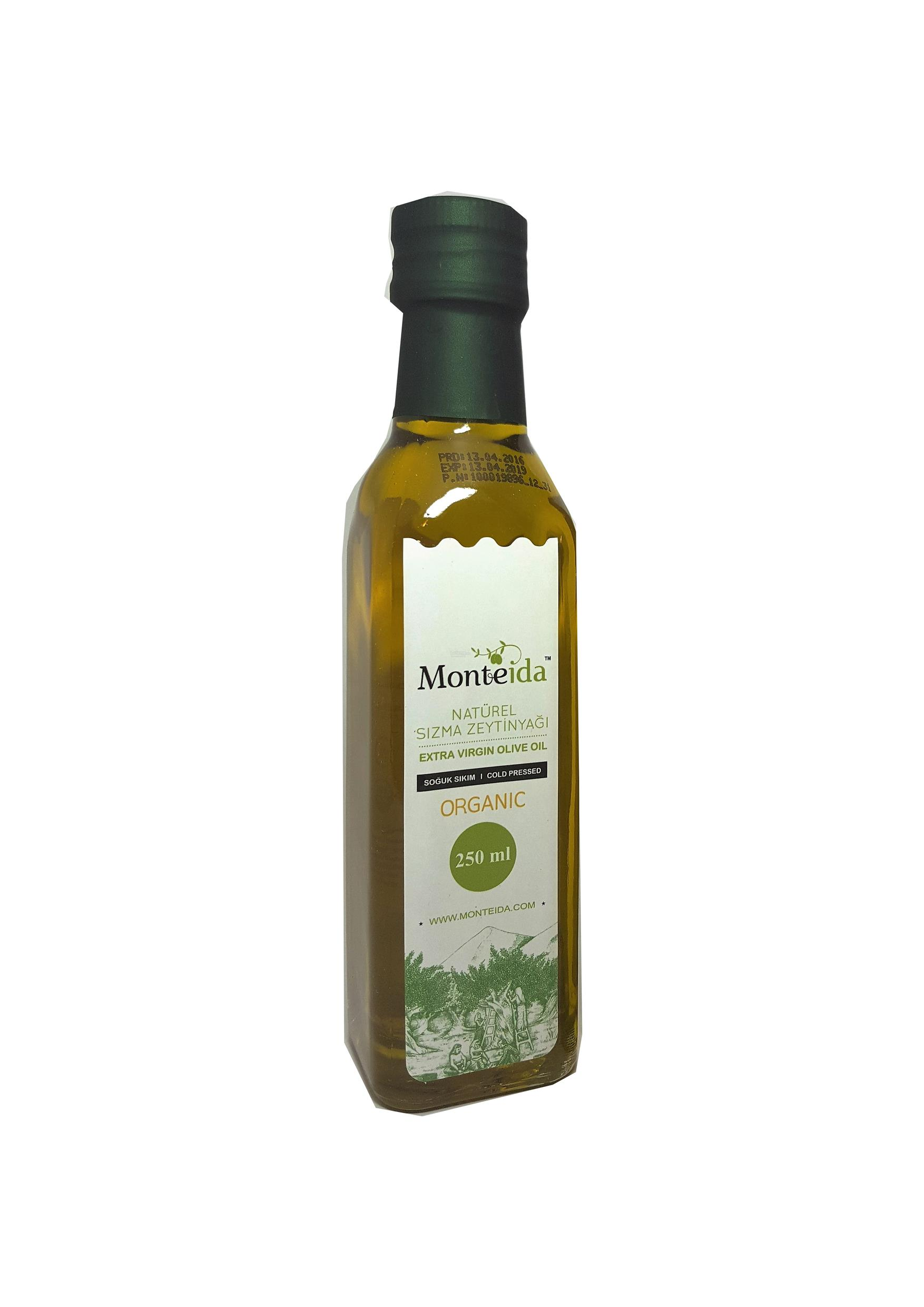 Organic Extra Virgin Olive Oil Cold Press