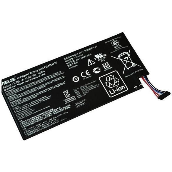 Ori Asus Memo Pad 7 ME173 K00B Battery Replacement Sparepart Repair