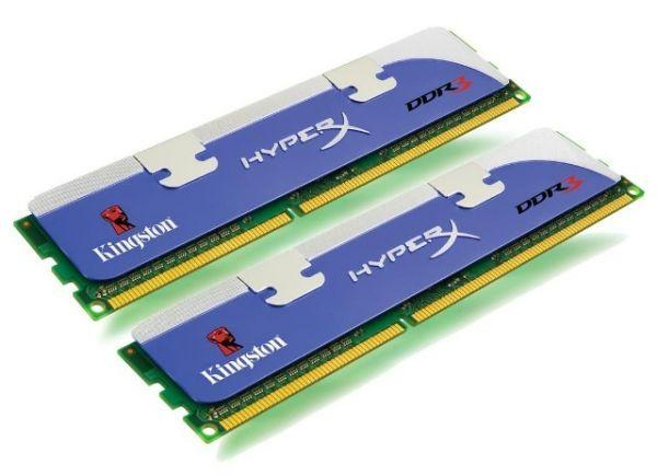 ORI Kingston HyperX DDR3-1600MHz 8GB Kit Intel XMP (2 x 4GB)
