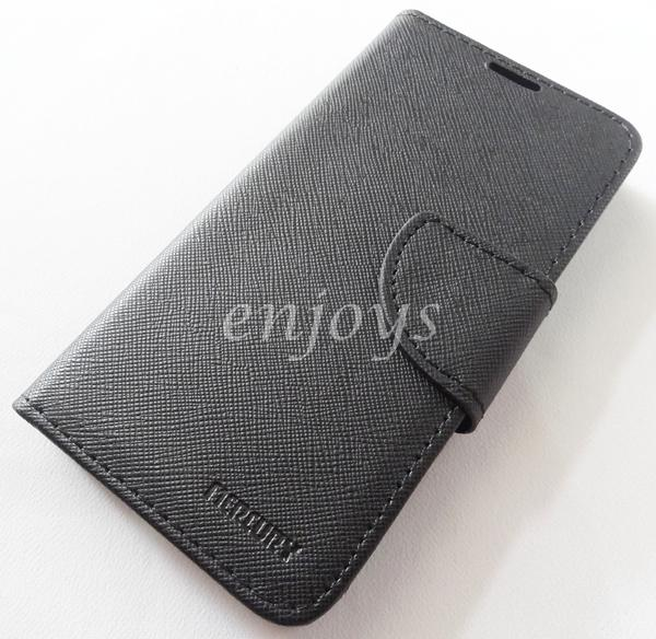 ORI MERCURY Fancy Diary Book Case Flip Cover Lenovo A2010 ~BLACK