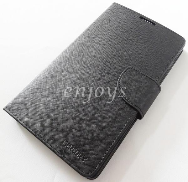 ORI MERCURY Fancy Diary Book Case Flip Cover Lenovo Tab 2 A7-30 ~BLACK
