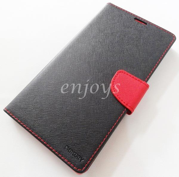 ORI MERCURY Fancy Diary Case Sony Xperia Z Ultra / C6802 XL39h ~BLACK