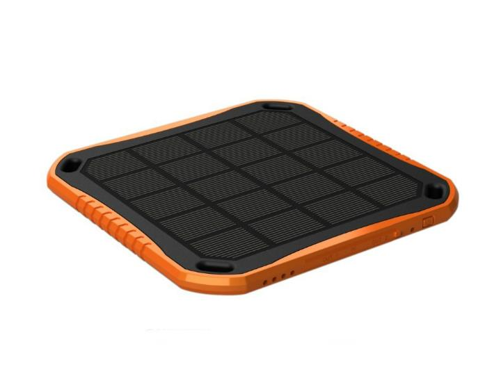 ORI Multi-function Portable Waterproof Fireproof Solar Power Battery