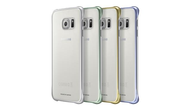Ori Samsung Galaxy S6  S7 Edge + Note 5 Transparent Clear Cover Case