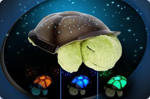 Ori Twilight Turtle LED Night Light Star Projector Lamp Baby Sleep