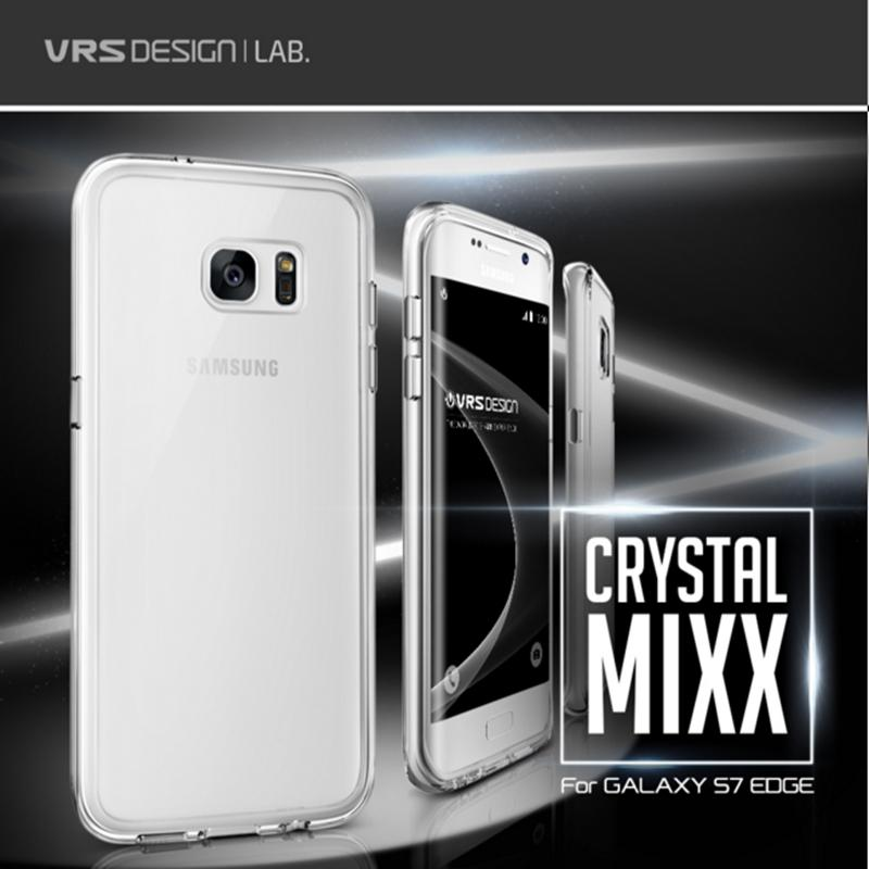 not horrible vrs design crystal mixx samsung galaxy s7 edge case crystal clear phone
