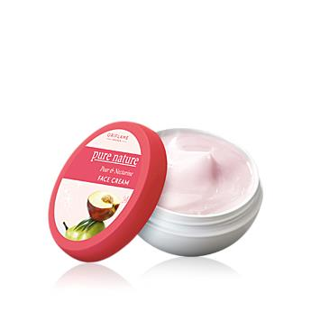 Oriflame B/S Pure Nature Pear & Nectarine Face Cream