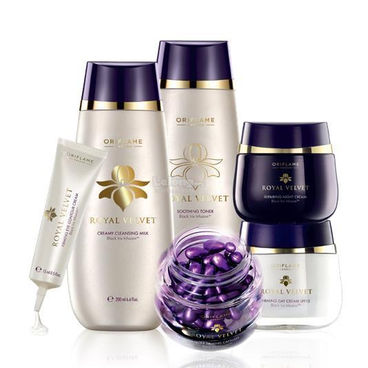 ORIFLAME Royal Velvet Skin Care set NEW IN MALAYSIA