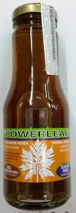 Orig Powerleaf (Sugar Free) - 250ml