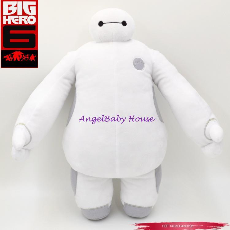 Original 85CM Disney Big Hero 6 Baymax Plush Soft Toy Soft Doll XXL