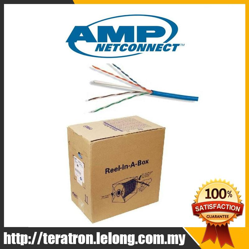 Original AMP Cat6 UTP Cable (305Meter)