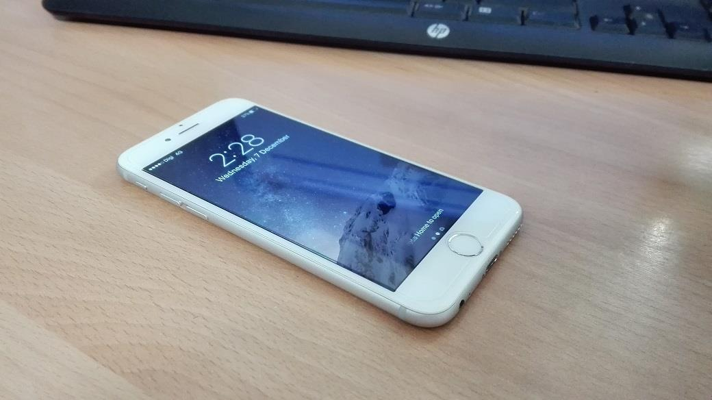Used Original Apple iPhone 16GB White Silver - Excellent Condition