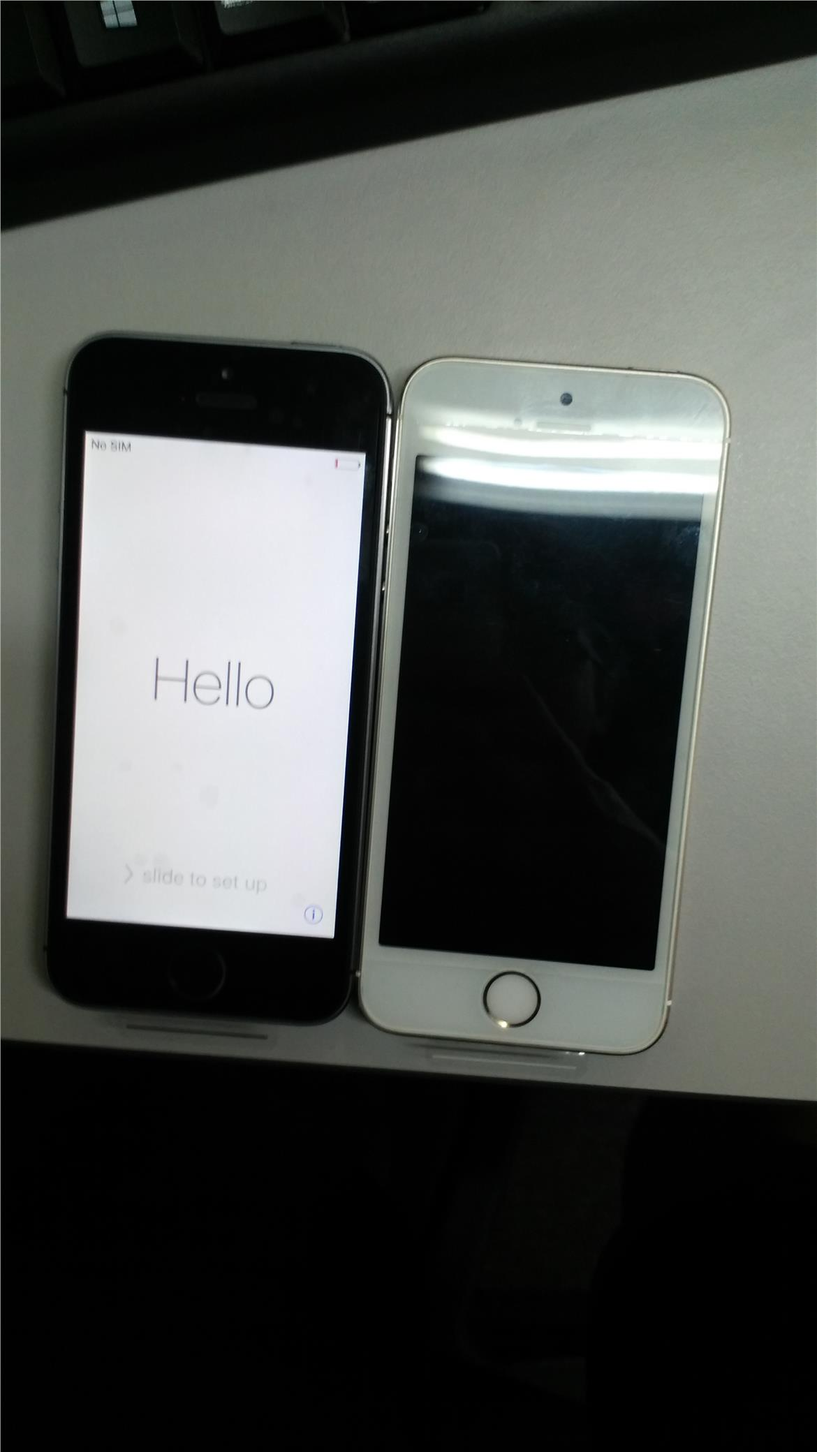 Original Apple Iphone 5s Used (Good Condition)