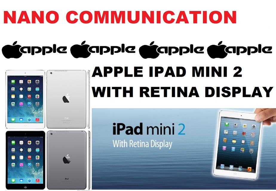 (ORIGINAL) APPLE MALAYSIA WARRANTY Apple iPad mini 2 Retina