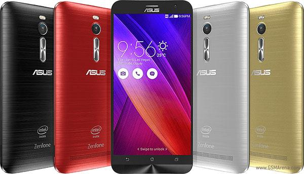 Original Asus Zenfone 2 FHD Plus ZE551ML 4GB Ram 64GB Memory 13MP LTE