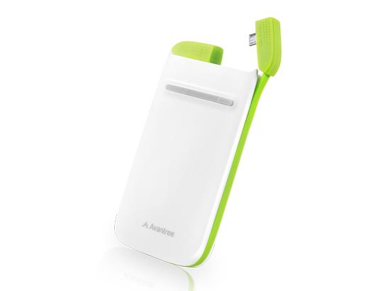 ORIGINAL AVANTREE 3400mAh Power Bank JUNA TR701 iPhone 5S 5C 5 4S 4 3G